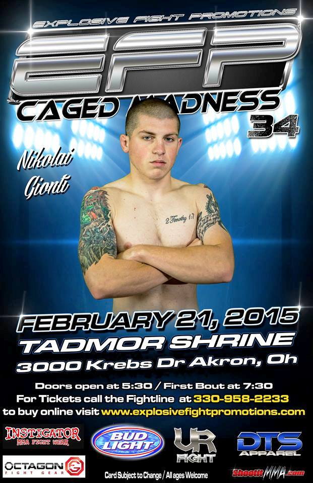 Caged Madness 34